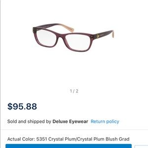 Coach 5351 Eyeglasses